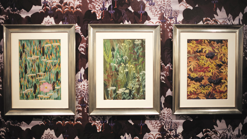 Art Basel Miami Beach 2015, Artist Charles Burchfield