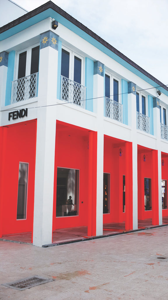 Miami Design District Fendi