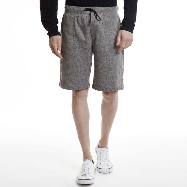 Cooper mens knit short grey