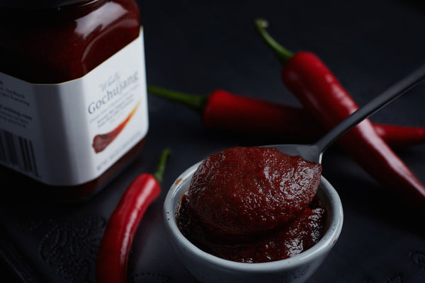 Gochujang (Hot Pepper Paste)