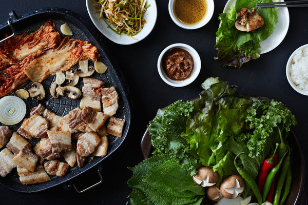DIY Korean BBQ Kit