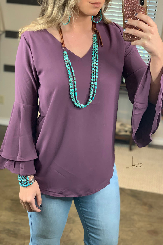 The Chelsea in Plum - L Trading