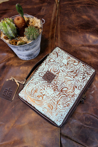 Turquoise Bible Cover