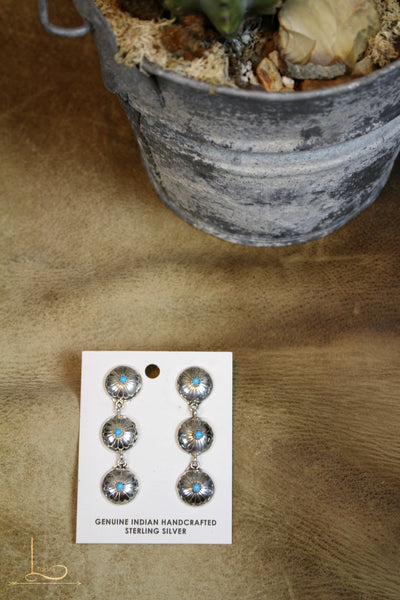 The Sedona Earrings - L Trading