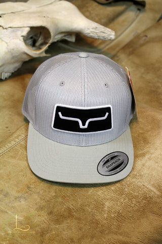 All Mesh Kimes Cap in Silver