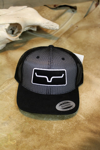 All Mesh Kimes Cap in Black