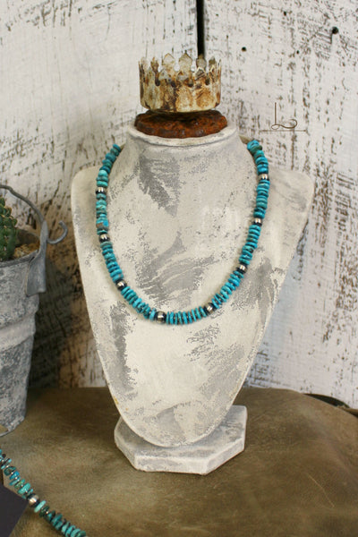 The Collette Turquoise Necklace