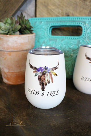 Wild & Free Travel Cup