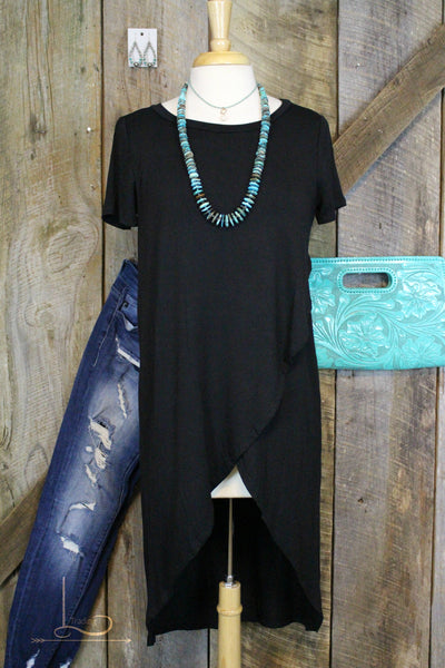 The Tulip Tunic - L Trading