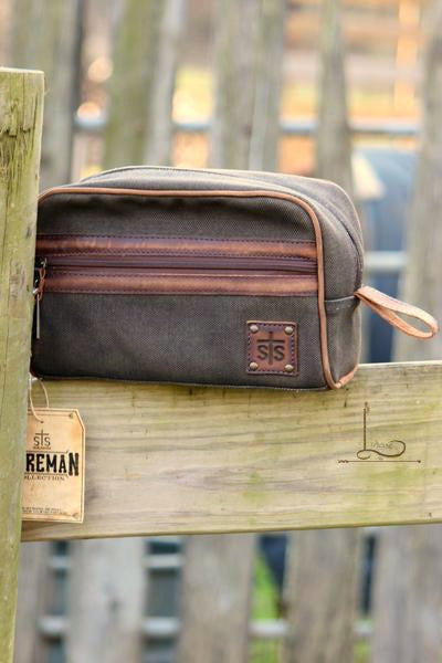 The Foreman Canvas Shave Kit - L Trading
