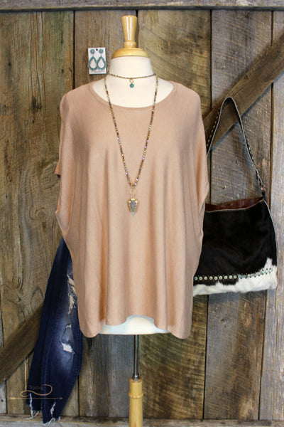 The Blushing Tunic - L Trading