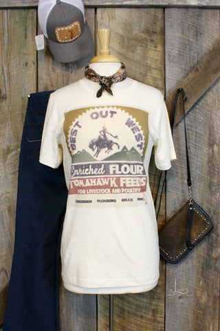 Best Out West Graphic Tee