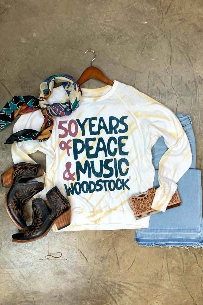 Peace, Music & Woodstock - L Trading