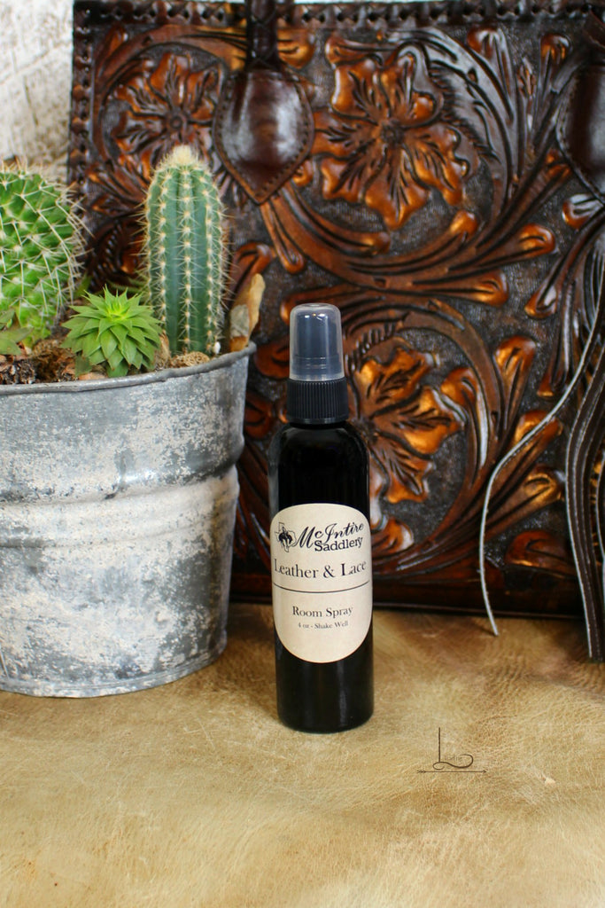Leather & Lace ~ Room Spray