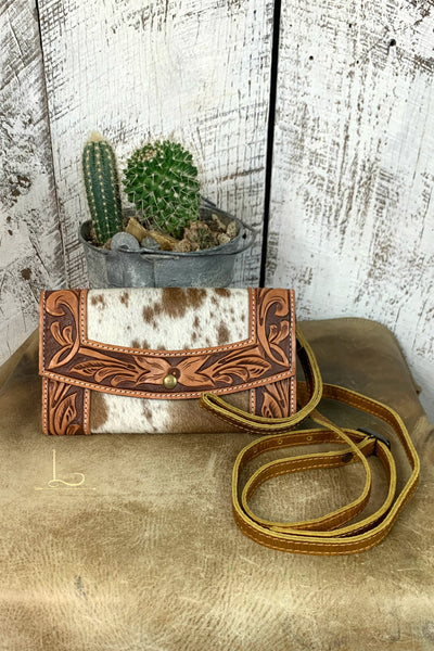 The Hill Country Clutch/Wristlet/Crossbody