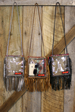 Rodeo Ready Clear Bags