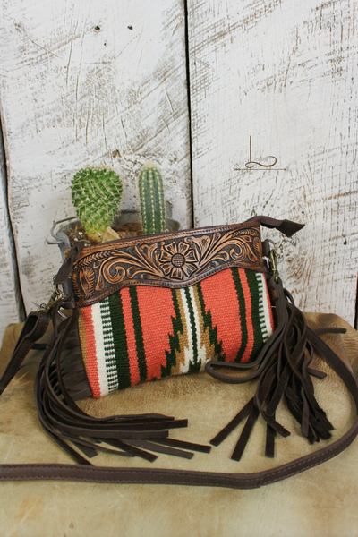 Desert Skies Wristlet/Crossbody