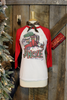 Jingle All the Way ~ Graphic Tee - L Trading