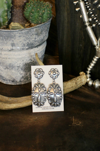 The Loretto Earrings - L Trading