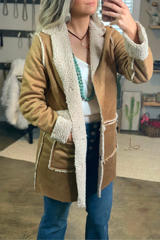 The Pueblo Shearling Jacket