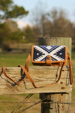 The Durango Wallet/Crossbody
