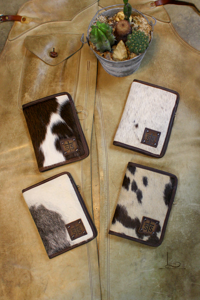 The Rancher's Wife Cowhide Wallet/Clutch