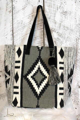 The BW Aztec Tote Bag