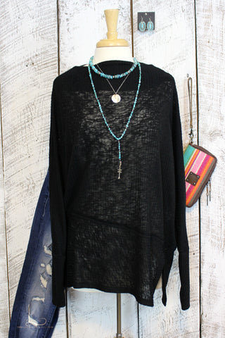 Burnout Mock Tunic