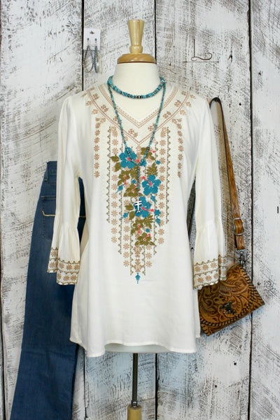 The Azul Tunic