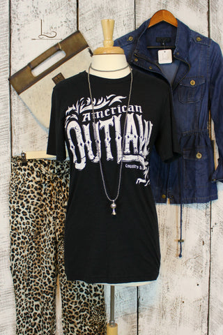 American Outlaw Graphic Tee