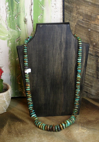 Verde Turquoise Necklace