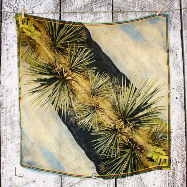 The Yucca Peared Shorty ~ Wild Rag - L Trading