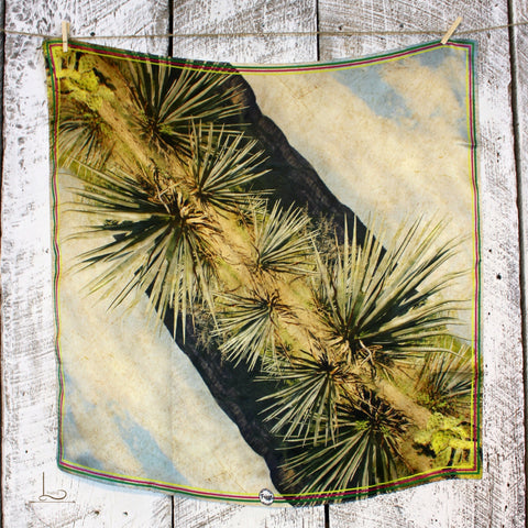 The Yucca Peared Shorty ~ Wild Rag
