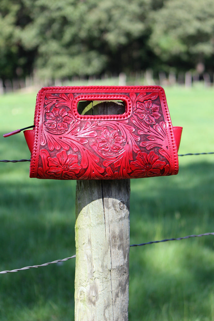 Sobre Chico Clutch in Red - L Trading
