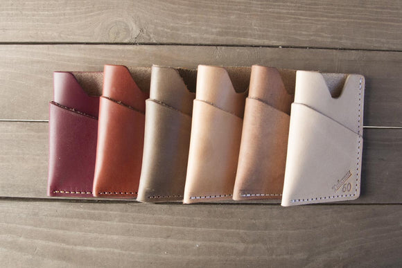 Wrap Around Card Wallets
