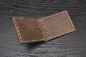 Natural Horween Chromexcel Bifold
