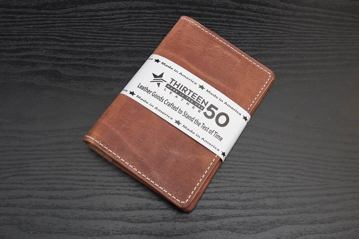 big hoss leather traveler wallet