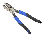 30-3430 9-1/2 in. Lineman's Plier w/New England nose and crimping die