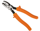 "30-9430 Insulated 9"" Side Cutter w/Crimp"