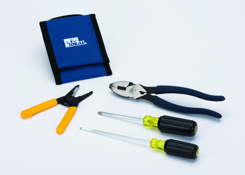 35-5792 5-Piece Dipped-Grip Tool Kit