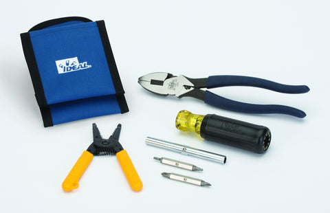35-5799 4-Piece Electrician's Tool Kit