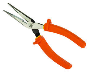 35-9038 8-1/2 in. Insulated Long-Nose Pliers