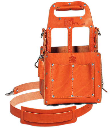 35-969 Tuff-Tote™ Tool Carrier, Premium Leather with Strap