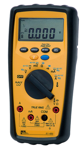 61-486 Commercial-Grade Multimeter
