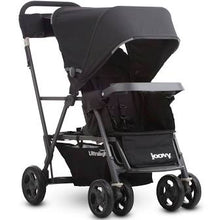 Load image into Gallery viewer, *NEW* Joovy Caboose Ultralight Graphite Stroller - Black