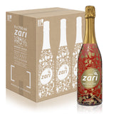 ZARI Bubbly red