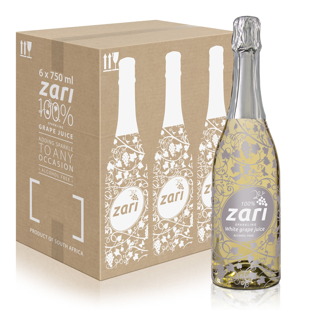 ZARI Bubbly white