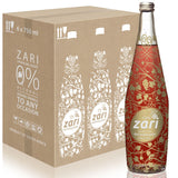 ZARI Sparkling Red Grape Juice <i>Lifestyle variant</i><br></br><strong>ALCOHOL FREE</strong>