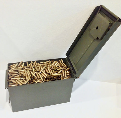 300BLK Brass + M2A1 Ammo Can -- Processed (~1500 ct)