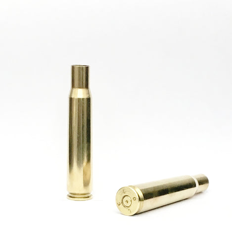50 BMG Once Fired Brass-- Unprocessed